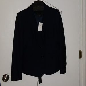 Blue Banana Republic suit new with tags size 0